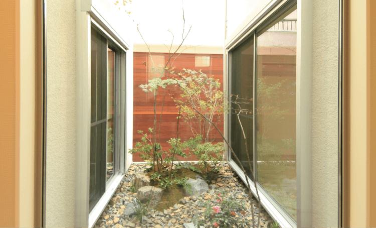 坪庭 中庭